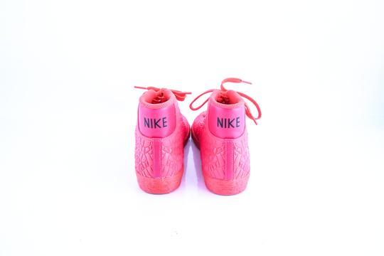 Nike Red Boots Image 4