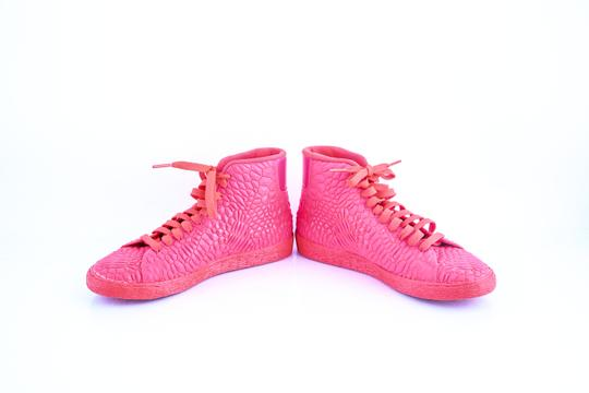 Nike Red Boots Image 5