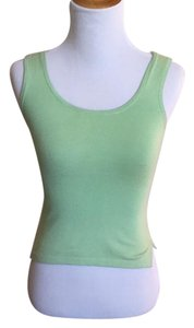 BCBGMAXAZRIA Top Seafoam Green