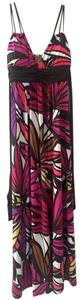 Multi(brown, pink, white) Maxi Dress by Other Maxi Summer