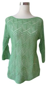Jeanne Pierre Crochet Sweater