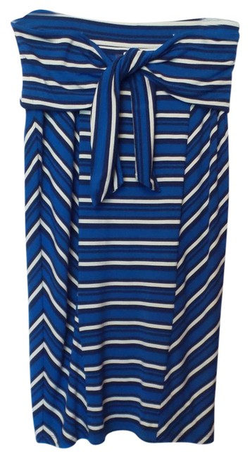 Preload https://img-static.tradesy.com/item/21301997/anthropologie-blue-black-off-white-lilka-strapless-jersey-knit-striped-mini-short-casual-maxi-dress-0-1-650-650.jpg