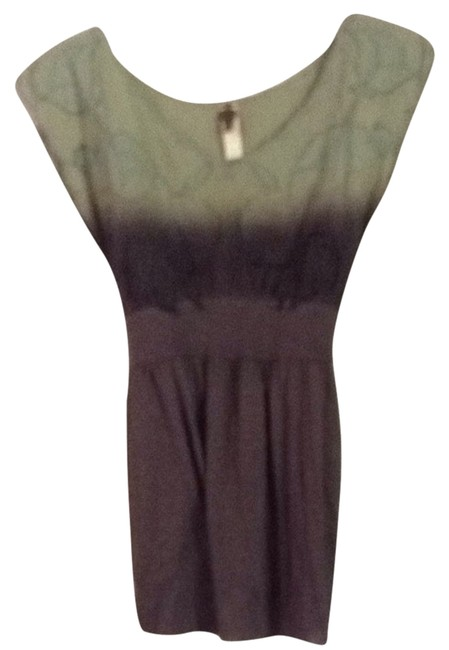 Preload https://item5.tradesy.com/images/free-people-ombre-green-and-brown-tee-shirt-size-4-s-2130229-0-0.jpg?width=400&height=650