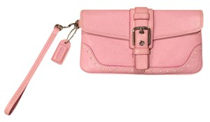 Coach 1941 Baby Pink Clutch