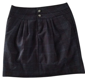 Gap Skirt Navy Blue