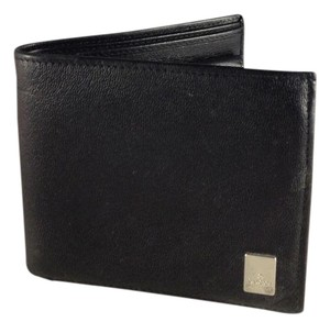 Gucci Gucci Bifold Unisex Leather Wallet