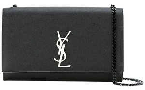 Saint Laurent Kate Monogram Kate Chain Chain Cross Body Bag