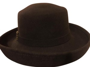 Nordstrom Brown wool hat