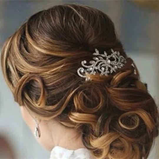 Other Women's Austrian Crystal Hair Accessories Image 1
