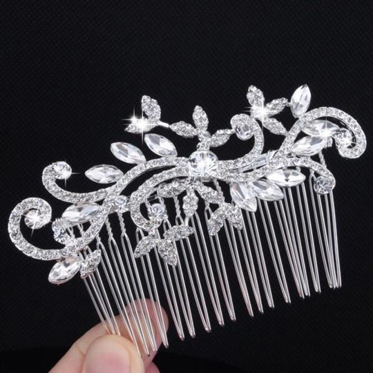 Other Women's Austrian Crystal Hair Accessories Image 2