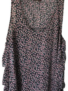 Sugarlips Top pink floral