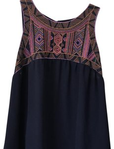 Forever 21 Top navy blue
