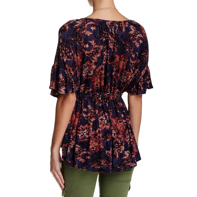 Free People Top Indigo Blue Image 4