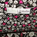 Vera Bradley Mickey Color Craze Quilted Mickey Meets Birdie Tote in Black, White & Pink Image 8