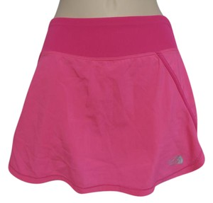 The North Face The North Face Bright pink tennis golf skort X-Small, Excellent condit