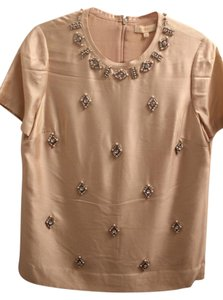 Tory Burch Top Champagne
