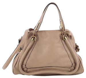 Chloé Chloe Leather Shoulder Bag