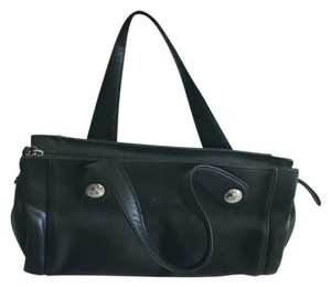Longchamp Leather Baguette