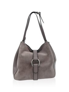 Michael Kors Suede Hobo Bag