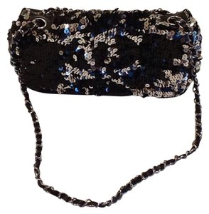 Chanel Sequins Limited Edition 2008 Made In Italy Shoulder Bag