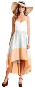 pastel Maxi Dress by Anthropologie