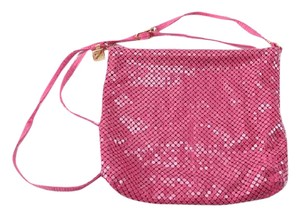 Whiting & Davis Mesh Evening Shoulder Bag
