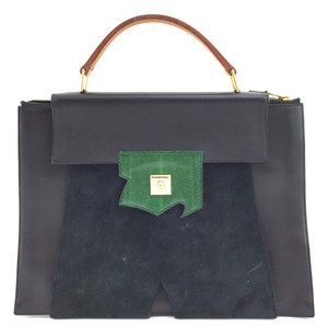 Hermès Satchel in #11647 black
