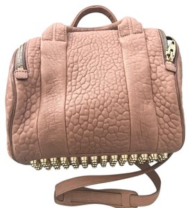 Alexander Wang Satchel in peach/pink