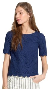 Madewell Top blue