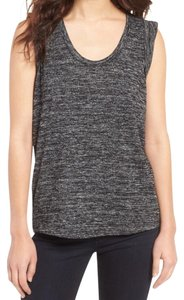 Rebecca Minkoff Top Heather Gray