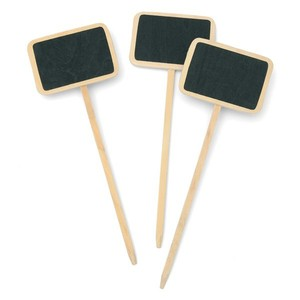 Chalkboard Table Picks For Table Numbers