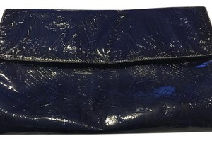 Prada purple/ blue Clutch