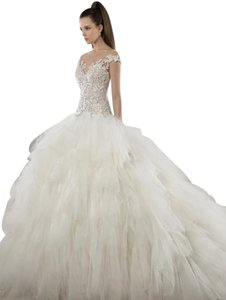 Demetrios 611 Wedding Dress