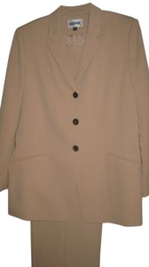 Kasper True Tan Pant Suit