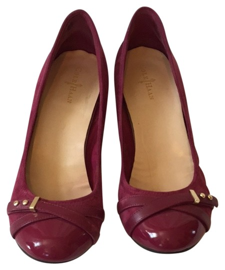 Cole Haan Raspberry Wedges