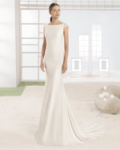 Rosa Clará Win Wedding Dress