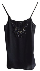 Express Top black with embellishments