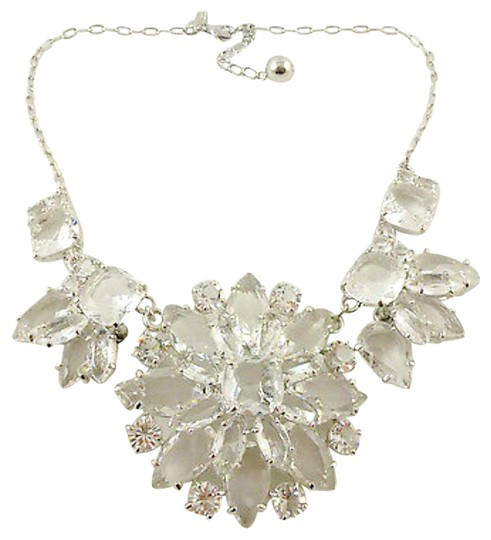 Preload https://img-static.tradesy.com/item/21307449/kate-spade-silver-amazing-crystal-grand-floral-statement-necklace-0-1-540-540.jpg