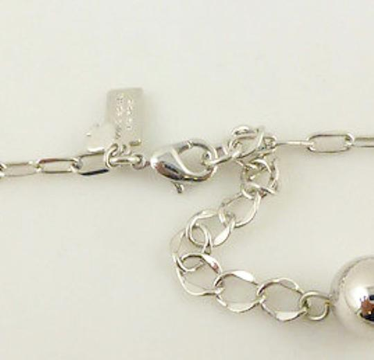 Kate Spade AMAZING CRYSTAL GRAND FLORAL STATEMENT NECKLACE IN SILVER Image 1