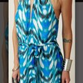 S.Y.L.K. Blue Gina Maxi Long Cocktail Dress Size 4 (S) S.Y.L.K. Blue Gina Maxi Long Cocktail Dress Size 4 (S) Image 4