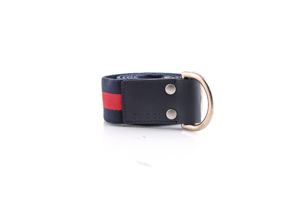 1c0d15f23dc Gucci   Gucci Web belt with D-ring Image 0 ...