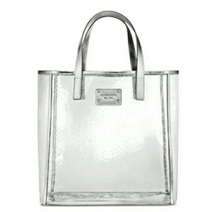 Michael Kors Tote in Clear
