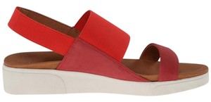 Gentle Souls Red Sandals