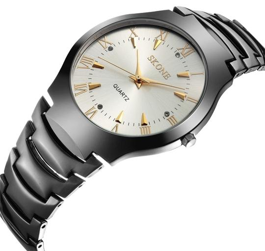 Skone Skone Smart Looking Matted Link Watch A Great Looking Watch FREE SHIPPING