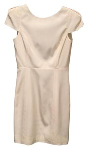 Tibi Sheath Chic Backless Dress