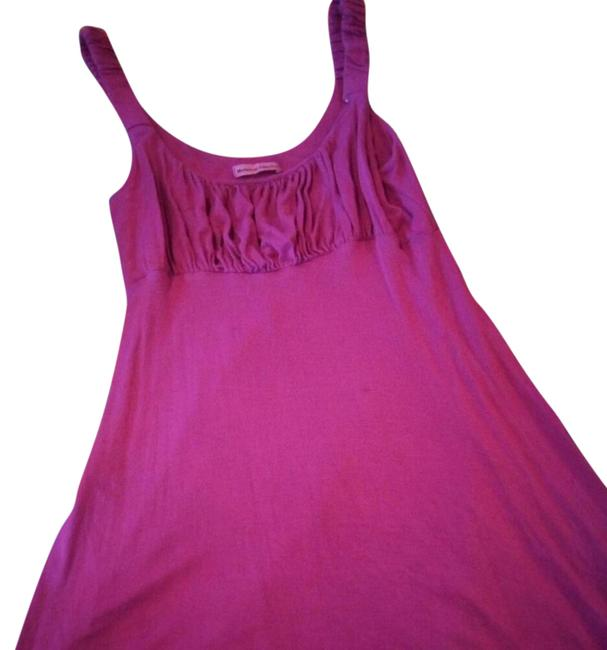 Item - Pink Summer Mid-length Casual Maxi Dress Size OS (one size)
