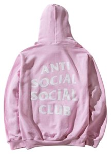 Anti Social Social Club Assc Fashion Street High Street Sweatshirt