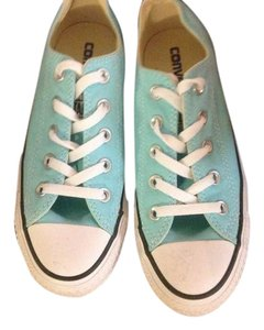 Converse Pink Aqua Athletic