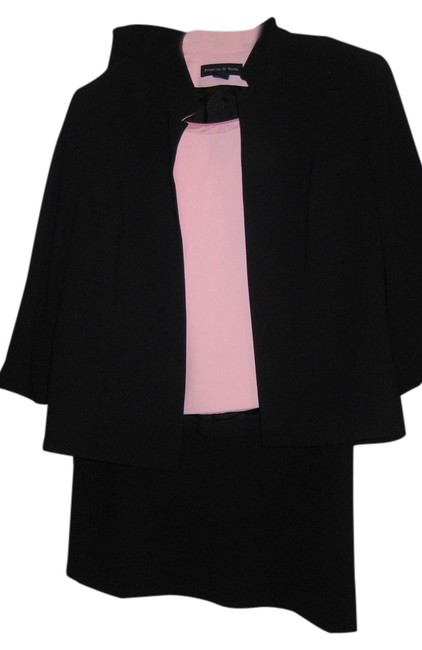 Preload https://item3.tradesy.com/images/preston-and-york-black-pink-3-piece-skirt-suit-size-18-xl-plus-0x-2130967-0-0.jpg?width=400&height=650