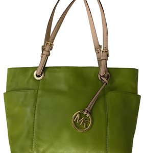 Michael Kors Tote in Limited Edition Lime